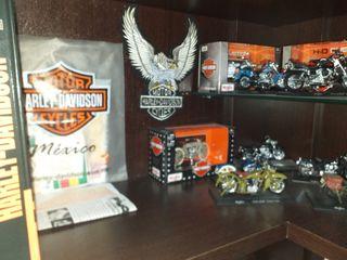 Colección Harley Davidson miniatura 1:18