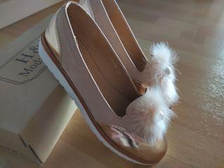 calzado de mujer.
