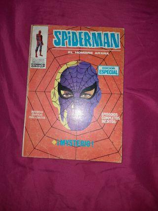 Spiderman ¡Mysterio!