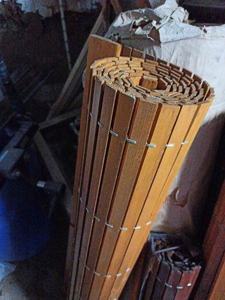 Persiana alicantina Madera pino