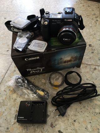 Cámara Canon PowerShot Pro1