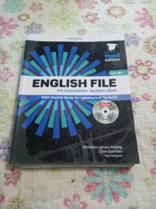 libros de inglés grado medio administración