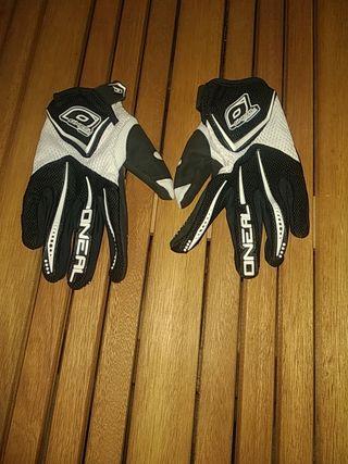 guantes de motocross