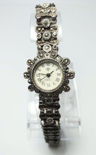 reloj DIAMOND plata 925