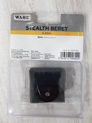 cuchilla repuesto para wahl beret negra.
