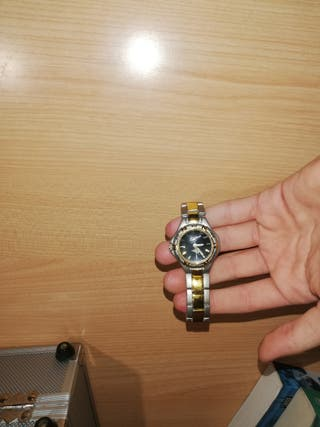 reloj quartz vintage mujer