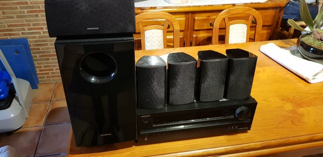 HOME CINEMA ONKIO HT-R330