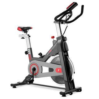 Bicicleta indoor BESP-50 ergonomica 11Kg volante d
