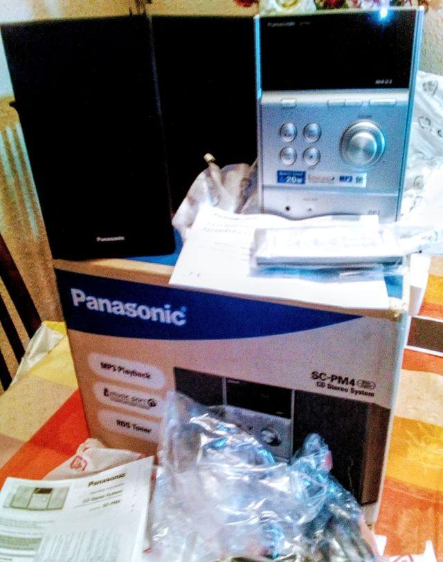 ¡¡¡¡ESTRÉNALA!!!! Cadena Panasonic-Technics