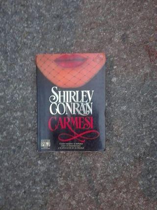 Shirley Gonran Carmesi