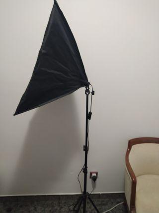Foco de fotografía profesional