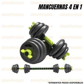 MANCUERNAS AJUSTABLES 10-20-30-40KG