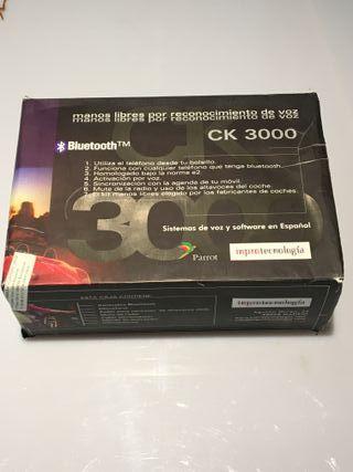 INPROTECNOLOGIA CK-3000 Manos libres bluetooth