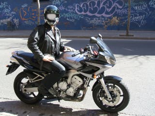 Yamaha FZ6 Facer