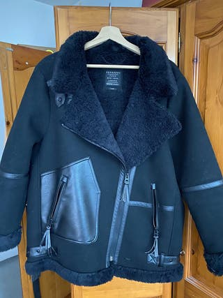 Superdry Faux Fur Lined Winter Coat - Size L