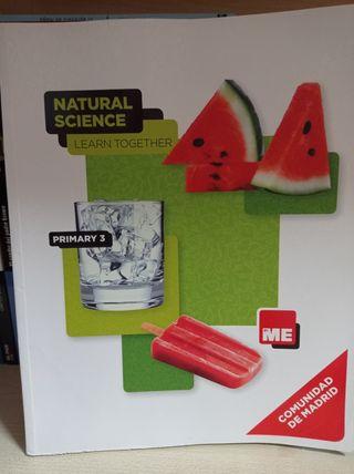 Libro science tercero primaria