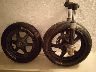 ruedas de scooter