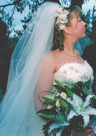 vestido de novia talla40-52