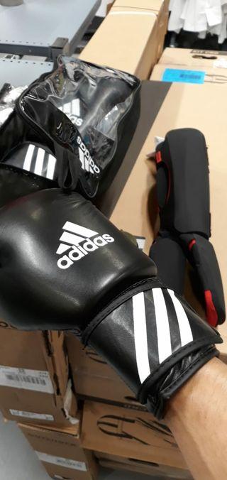 protección kick-boxing