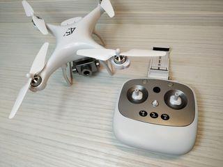 45° DRONE PRO GPS WIFI HD CAM
