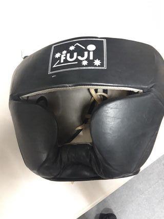 Casco Boxeo Deportes de Contacto.