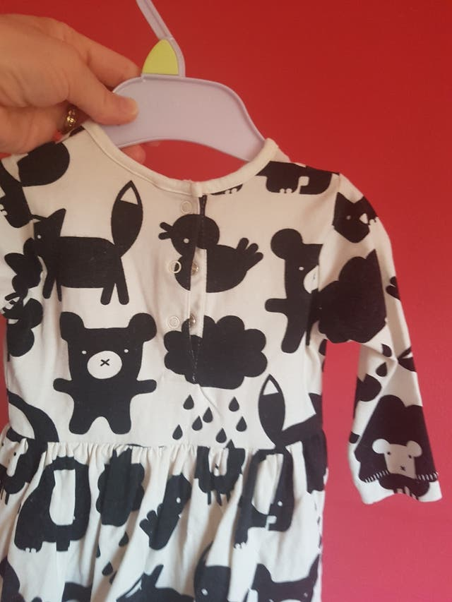 Baby girl items from 6-12 months