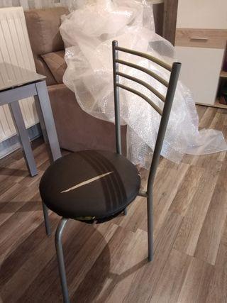 mesa sillas segunda en pamplona