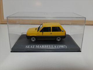 Maqueta Seat Marbella (1987)