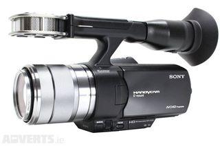 Videocámara Sony NEX-VG10 (perfecto estado)