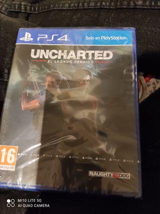 Uncharted (Precintado)