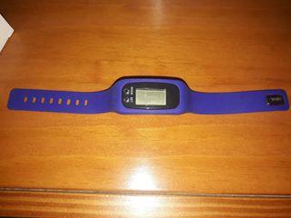 Reloj, podómetro