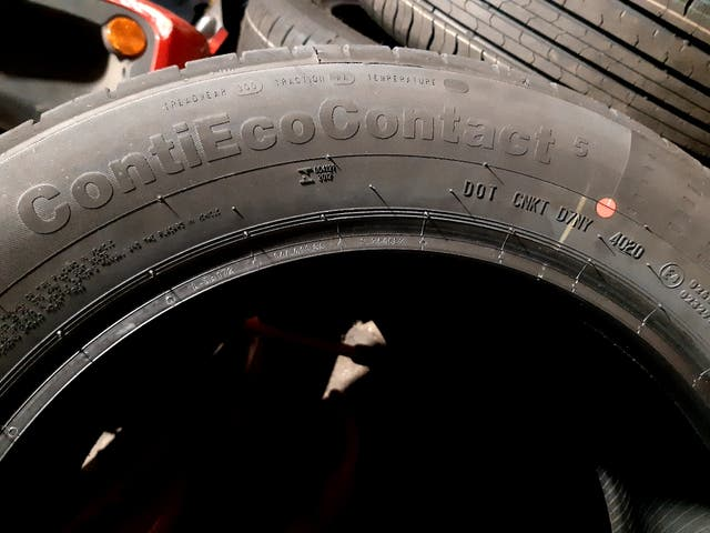 Continental ContiEcoContact 215/60 R17 96H