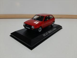 Maqueta Seat Ibiza (1984)
