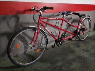 Tandem BIANCHI Bicicleta