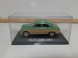 Maqueta Seat 1400B (1957)