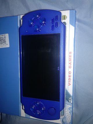 consola x6 juegos arcade epoca