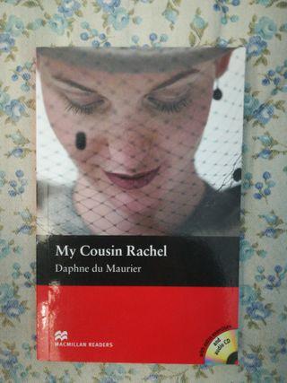 Libro inglés Muy cousin Rachel