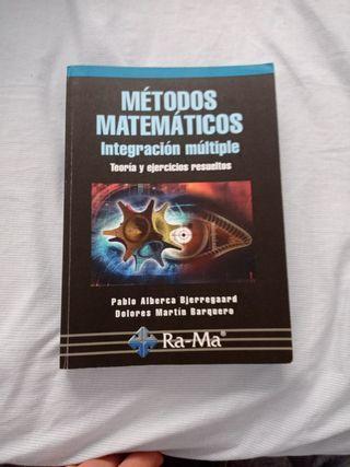 metodos matematicos integración multiple