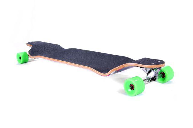 Skate longboard patineta monopatín EM247