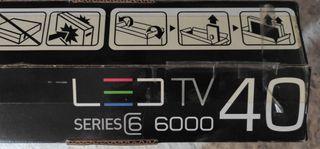 televisión Samsung led 40ultra sl pulgadas
