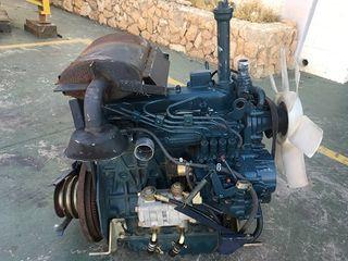Motor Kubota adaptable modelo V1305 4cil