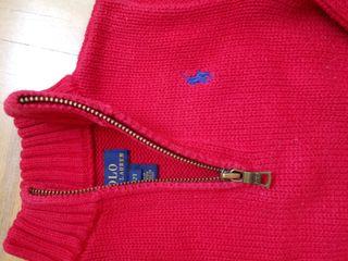 Jersey Ralph Lauren talla 2 años