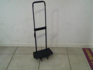 Carrito porta mochila Gabol (sin uso)