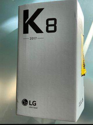 Mòbil Lg K8