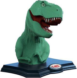 Puzzle 3D escultura T-Rex