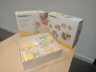 Sácaleches Mini Electric Medela