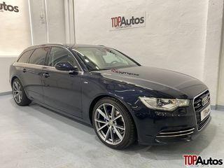 Audi A6 AVANT 2015