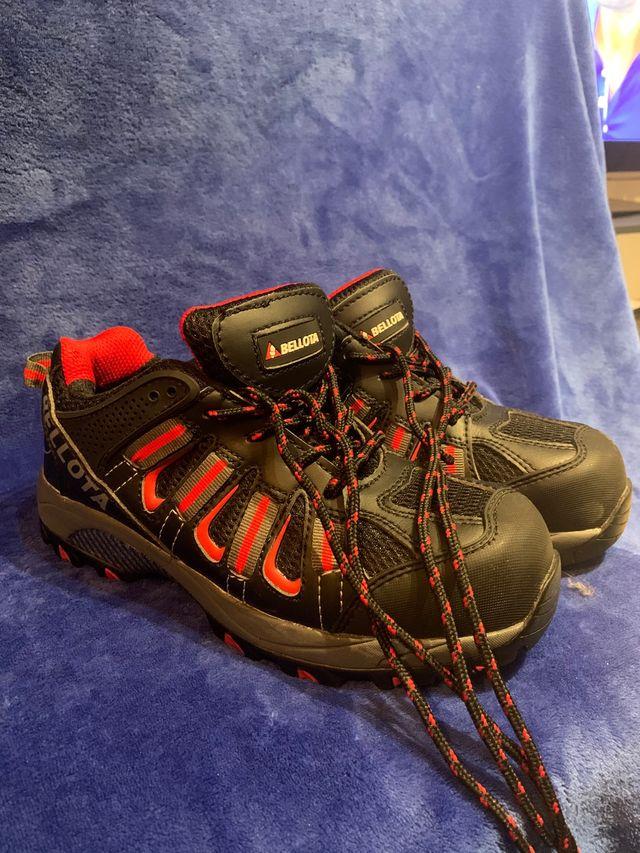 Zapatos de seguridad - sin uso