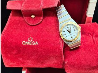 Omega Double Eagle Ladies