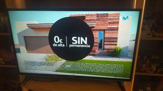"""TV LED 43"""" Smart TV (Grunding)"""